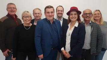 Die Kreistagsfrakion der SPD