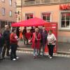 Wahlkampf 2017 in Hammelburg