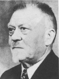 Arbeitersekretär Fritz Soldmann aus Schweinfurt, Pionier der SPD in der Rhön