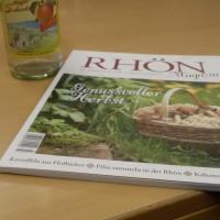 Zeitschrift Rhön