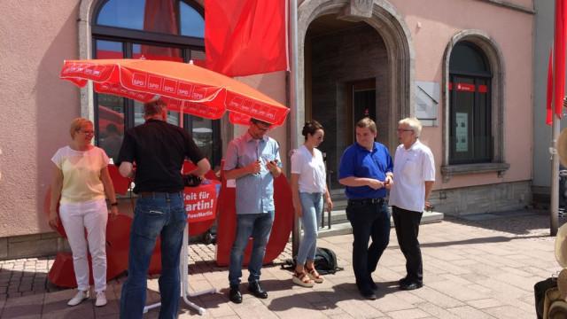 Marktplatz 14.06.2017 Mit DLF